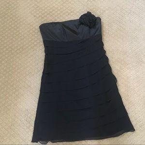 White House Black Market - Strapless size 10